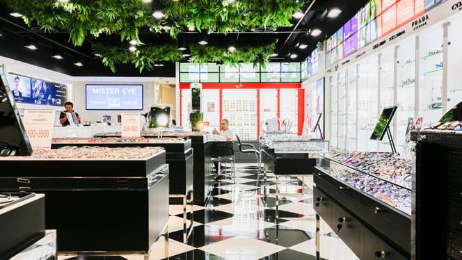 Mister eye shop - J Design l Interior Design Company Bangkok, Thailand