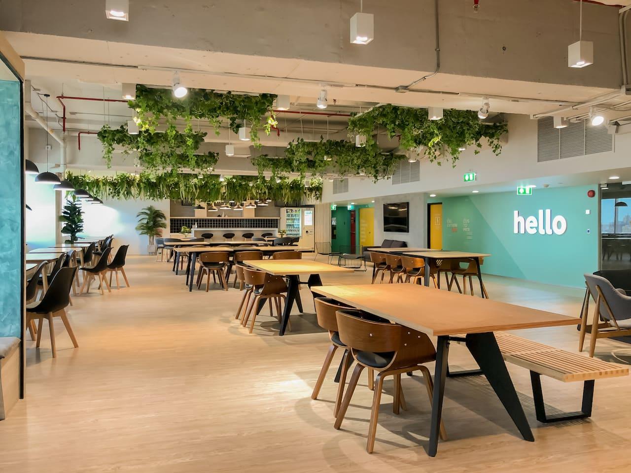 TOA office interior by J design interior design